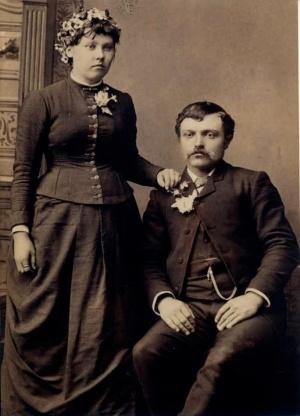 tale emilie martinsdatter f 1854 vestby